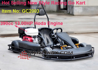 250cc 20HP engine go kart racing with 4 speed gears & reverse gear