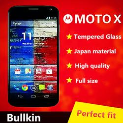 2015 Manufacturer Price For Motorola moto X anti-scratch tempered glass screen protector OEM/ODM