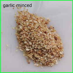 top quality indian garlic minced
