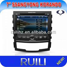 Car DVD Player with GPS/ATV/BT