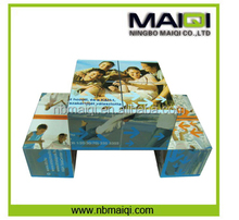 Wholesale Promotional 7x7x7 Foldable Magical Cube