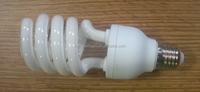 spiral CFL energy saving lamp Lin'an city HS-26W D58/4T/12mm cheaper
