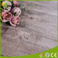 Luxury PVC Floor Covering Wood Vinyl Plank Tile