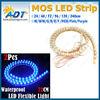 Decoration light strip 72cm 72 leds flexible LED strip