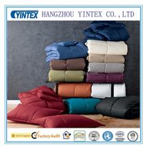 Hotel Alternative Solid Color Down Comforter