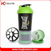 600ml plastic smart wholesale with netting and container, BPA Free (KL-7030)