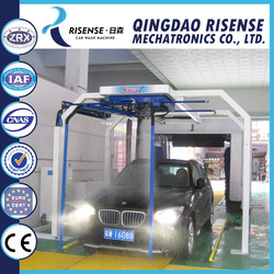 Touch Free Car Wash Machine And Touchless Car Cleaner