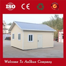 Fast Delivery 2 prefabricated prefab homes