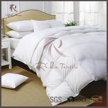 Popular microfiber comforter , thin comforter, white comforter bedding sets