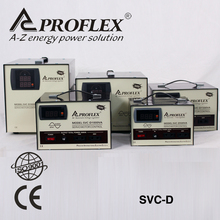 Proflex high effiency fashionable design ac 3000va voltage stabilizer