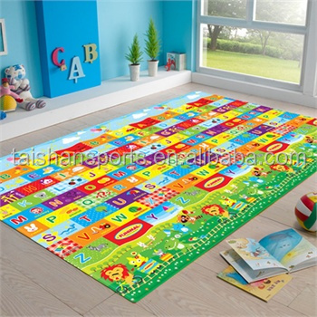 product detail xpe foam baby floor crawl mat play