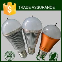 Anion energy saving Remove viruses led bulbs 9W warm white