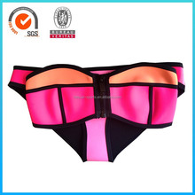 Top Level New Coming Cheap Young Girl Neoprene Triangle Bikini