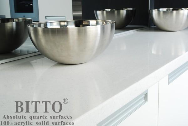 Buy Quartz Countertops : Rubber Quartz Countertops - Buy Quartz Tile Countertop Product on ...