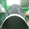 semi flexible solar panel 100w