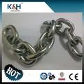 Kunhong buena venta de galvanizado DIN764 industrial cadenas