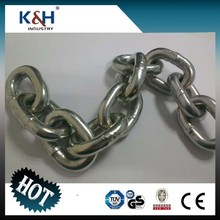 Kunhong good selling galvanized DIN764 industrial chains