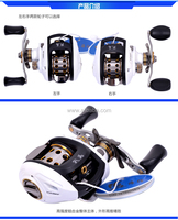 STEED151for bait casting reels