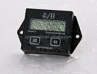 RL-HM011B Resettable Inductive Digital Water proof Tachometer Tacho Rpm Hour Meter meters For Motocross,Dirt Bike,Snowmobile,Pit