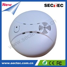 china manufacturer excellent combination with alarm host wholesale smoke detector