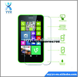 Wholesale Tempered Glass Premium HD Ultra Clear Screen Protector for Nokia Lumia 630 635