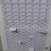 Paper thin cuttable backlight LED flex light sheets