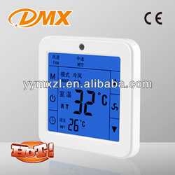 WIFI Programmable Room Digital Touch Screen Thermostat
