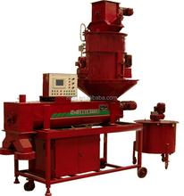 2015 hot sell Petkus type soybean wheat corn seed treatment machine