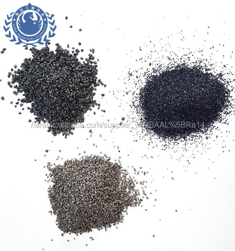 ISO و SAE _ المعادن جلخ أكسيد الألومنيوم حصى حصى الصلب g40 للصلب peening طلقة