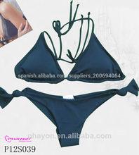 venta al por mayor de las mujeres maduras bikini traje de baño