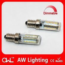 High brightness dimmable 3W silicon AC 230v E14 LED light bike