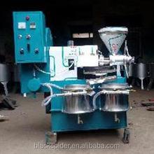 6YL Prensa de tornillo de aceite/Automática de molino de tornillo cacahuete deaceite