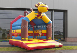 inflatable monkey boucer/Bouncy castle monkey/Happy hop pro cheap used commercial inflatable bouncer for sale