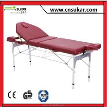 New Design Aluminum Massage Table TOP SALE