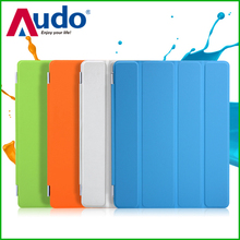 For ipad cover skin stand case smart cover For Ipad Leather Flip Case Folding Pu Leather For Ipad Case