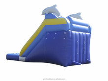 waterslide durable pvc inflatable slip