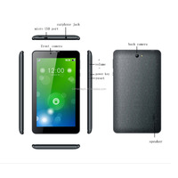 purchase high quality cheap price 7 inch tablet pc MTK 8321 dual core with phone call function from china