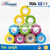 Hot Sale Non-woven Elastic Medical Cohesive Bandage elastic crepe bandage