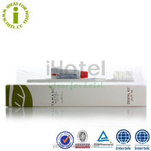 Personalized Hotel Disposable Dental Kits Price Toothbrush Colgate