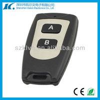 wireless 2 way universal programmable remote control KL100-2