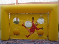 New arriving cheap inflatable football pitch for sports competition