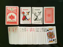 555 playing cards