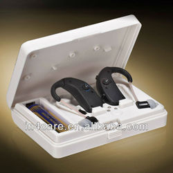 Analog BTE type Rechargeable Hearing Aids