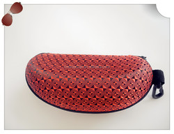 Popular eva eyeglasses cases/boxes from Danyang River Optical