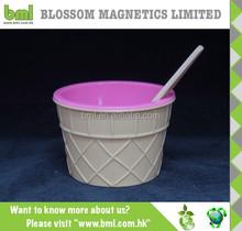 Hot Sale Popular Multicolor Plastic Dessert Cup Set