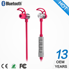 BS052RU blutooth V4.1 headphone noise cancelling wireless for phone