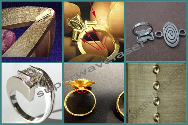 jewelry laser welding machine for 24K gold
