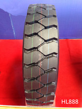 China A class all steel radial truck and bus tyre same quality as Double Coin 8.25R20-16PR HL888