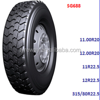 Chinese truck tire 12r22.5, 11r22.5