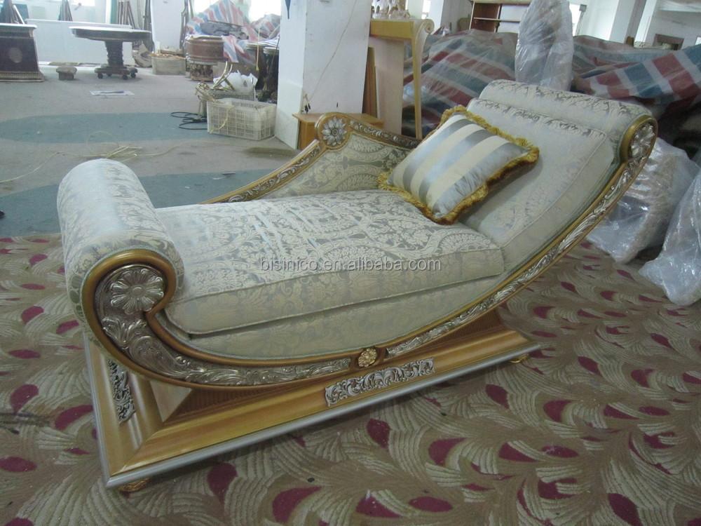 Luxus französisch stil Wohnzimmer chaiselongue/Königspalast ...